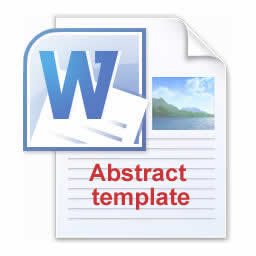 Abstract template in MS Word format
