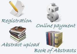 Conference modules: registration, online payment, abstract submission, Book of Abstracts