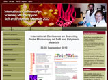 International Conference on Scanning Probe Microscopy on Soft and Polymeric Materials 2012 2012